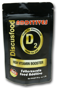 D2 - High Vitamin Booster